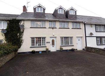 Thumbnail 5 bed terraced house for sale in The Laurels Main Road, Coychurch, Bridgend.