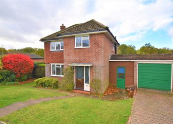Thumbnail 4 bed detached house for sale in Rowhill Avenue, Aldershot