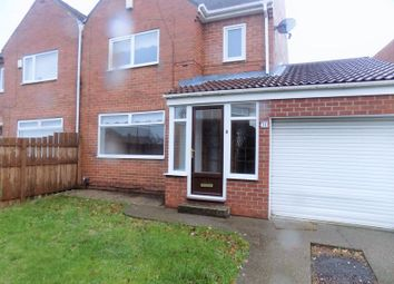 Thumbnail 2 bed semi-detached house to rent in Clinton Place, Sunderland