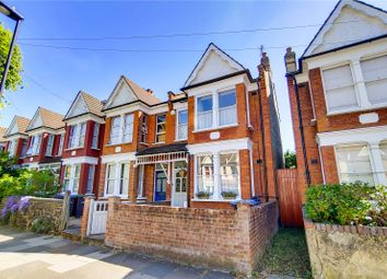 Thumbnail 4 bed end terrace house for sale in York Road, Bounds Green, London