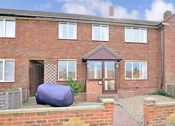 Thumbnail 3 bed terraced house for sale in Detling Close, Twydall, Gillingham, Kent