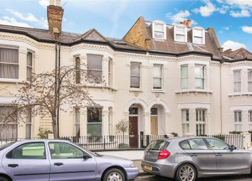 Thumbnail 4 bed terraced house for sale in Delvino Road, Parsons Green, Fulham, London