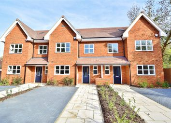 Thumbnail 3 bed terraced house for sale in Clover Cottages, Hill End Road, Harefield, Uxbridge