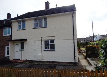 Thumbnail 3 bed end terrace house to rent in Rhiw Melin, Upper Cwmbran, Cwmbran