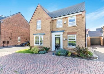 Thumbnail 4 bedroom detached house for sale in Chalmers Close, East Worcester, Worcester, Worcestershire