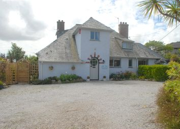 Thumbnail 5 bedroom detached house for sale in Fore Street, Lelant