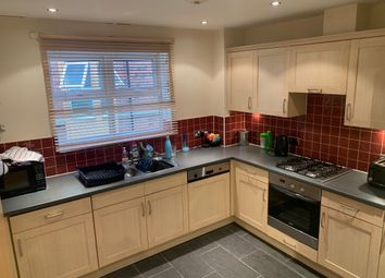 Thumbnail 3 bed flat to rent in Carisbrooke Road, Leeds, West Yorkshire