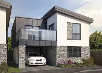 "Thumbnail 4 bed detached house for sale in ""The Sennen"" at Welway, Perranporth"