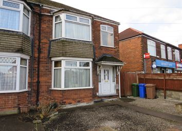 Thumbnail 3 bed end terrace house for sale in Grovehill Road, Beverley