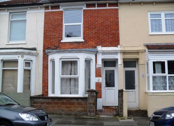 Thumbnail 4 bedroom terraced house to rent in Pretoria Road, Southsea