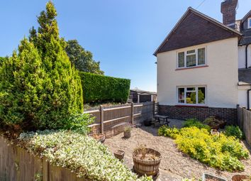 Thumbnail 3 bed end terrace house for sale in House With Two Plots, Hailsham Road, Herstmonceux