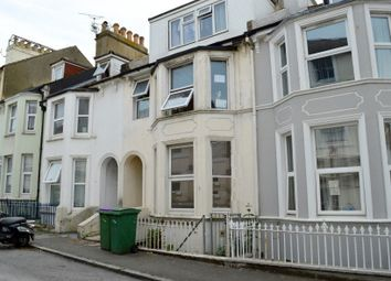 Thumbnail 2 bed flat for sale in 8 Harvey Street, Folkestone, Kent