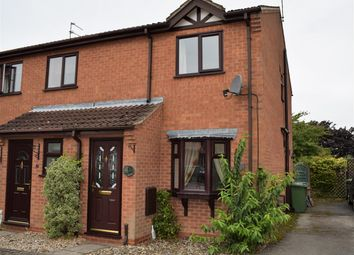 Thumbnail 2 bed semi-detached house to rent in Teal Close, Caistor, Market Rasen