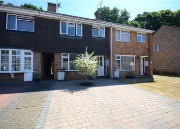 Thumbnail 3 bed terraced house for sale in Lynwood Drive, Mytchett, Camberley