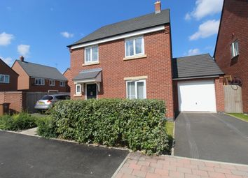 Thumbnail 4 bed detached house for sale in Bagnall Way, Hawksyard Estate, Rugeley