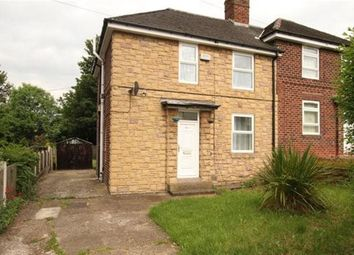Thumbnail 3 bed semi-detached house to rent in Molineaux Road, Sheffield