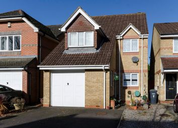 Thumbnail 3 bed detached house for sale in Haselfoot Gardens, West End, Southampton