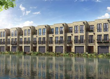 Thumbnail 3 bedroom terraced house for sale in 85 Wolvercote Townhouse, Wolvercote Mill, Mill Road, Wolvercote, Oxford