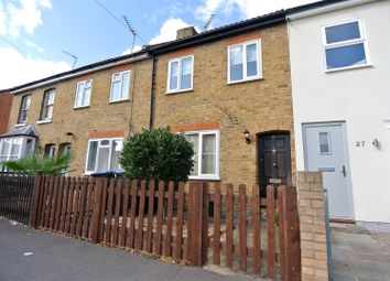 Thumbnail 2 bedroom terraced house for sale in Chapel Park Road, Addlestone