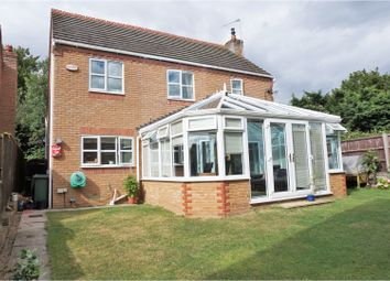 Thumbnail 4 bed detached house for sale in Roman Way, Higham Ferrers