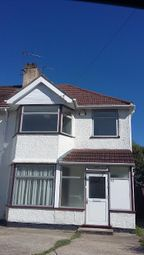 Thumbnail 3 bed semi-detached house to rent in Clifton Road, Harrow