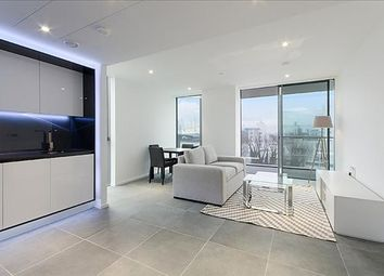 Thumbnail 1 bedroom flat to rent in Dollar Bay Point, Nr Canary Wharf, London