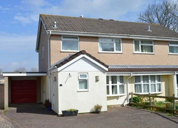 Thumbnail 3 bed semi-detached house for sale in Worle Court, Worle, Weston-Super-Mare