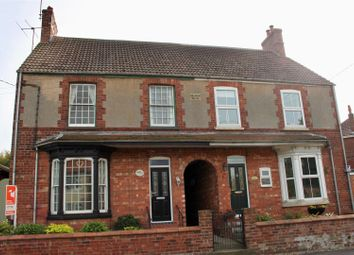 Thumbnail 3 bed semi-detached house for sale in Town Street, Treswell, Retford