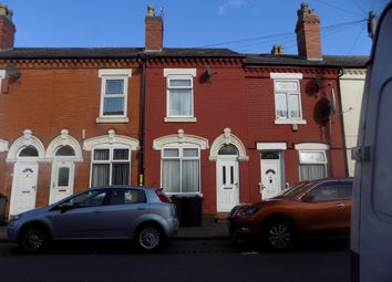 Thumbnail 2 bed terraced house for sale in Clifton Road, Balsall, Birmingham