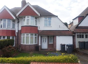Thumbnail 3 bed semi-detached house for sale in Perry Barr Locks, Walsall Road, Great Barr, Birmingham