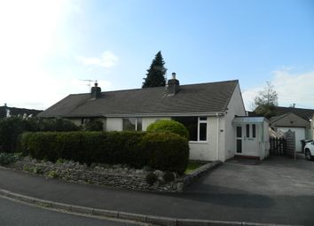 Thumbnail 2 bed semi-detached bungalow to rent in Vicarage Road, Levens, Kendal