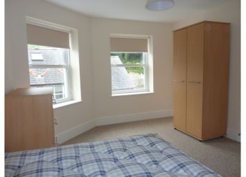 Thumbnail 2 bed flat to rent in High Street, Bangor