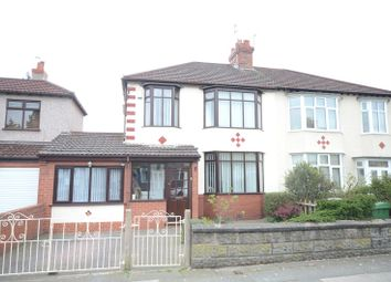 Thumbnail 3 bed semi-detached house for sale in South Mossley Hill Road, Allerton, Liverpool