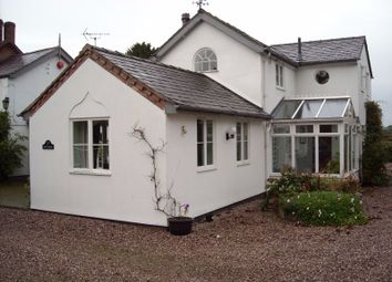 Thumbnail 1 bedroom semi-detached house to rent in Burton Hall Road, Burton, Rossett, Wrexham