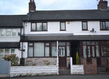 Thumbnail 3 bedroom terraced house for sale in Vale View, Wolstanton, Newcastle-Under-Lyme