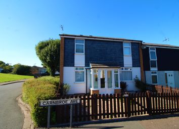 Thumbnail 3 bed end terrace house for sale in Carnbroe Avenue, Binley, Coventry