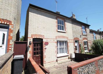 Thumbnail 3 bed end terrace house to rent in Exeter Road, Newmarket