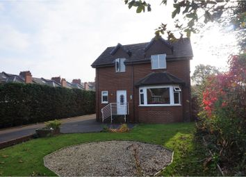 Thumbnail 4 bed detached house for sale in Craigie Avenue, Ayr