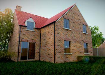 Thumbnail 3 bedroom semi-detached house for sale in Station Road, Plot 2, Walpole Cross Keys, King's Lynn