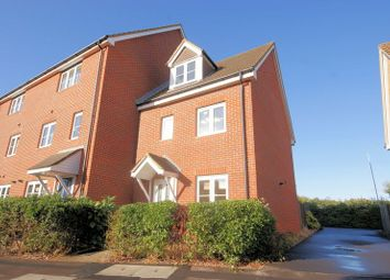 Thumbnail 4 bed town house for sale in Martinet Drive, Lee On The Solent
