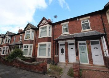 Thumbnail 2 bed flat to rent in Holly Avenue, Wallsend
