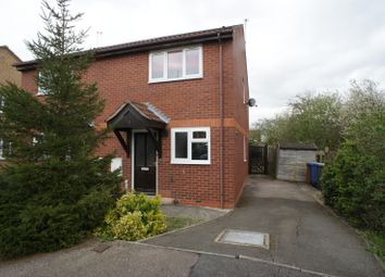 Thumbnail 2 bed semi-detached house to rent in Ryedale Gardens, Littleover, Derby
