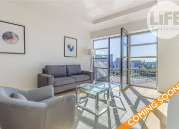 Thumbnail 2 bed flat for sale in Montagu House, City Island, London