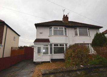 Thumbnail 2 bed semi-detached house to rent in Glenburn Avenue, Eastham, Wirral