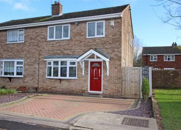 Thumbnail 3 bed semi-detached house to rent in Tudor Crescent, Glascote, Tamworth, Staffordshire