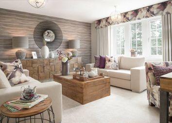 "Thumbnail 4 bed detached house for sale in ""The Saffron"" at Waterbutt Row, Cambridge Road, Quendon, Saffron Walden"