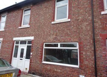 Thumbnail 3 bedroom terraced house for sale in Gatacre Street, Blyth