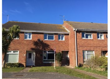 Thumbnail 3 bed terraced house for sale in Saxon Close, Littlehampton