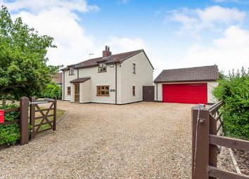 Thumbnail 4 bed detached house for sale in Lowgate, Tydd St. Mary, Wisbech