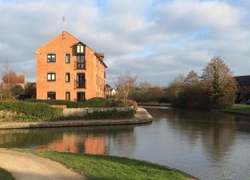Thumbnail 2 bed flat to rent in Wharf Lodge, The Moorings, Leamington Spa, Warwickshire